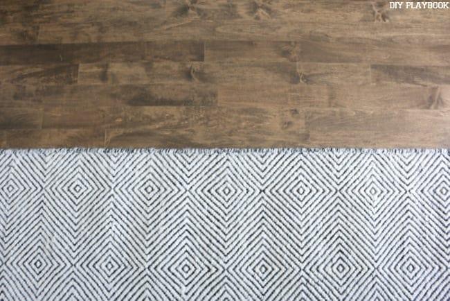 Hardwood Floors Rug