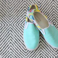 Rugs USA Pattern Shoes
