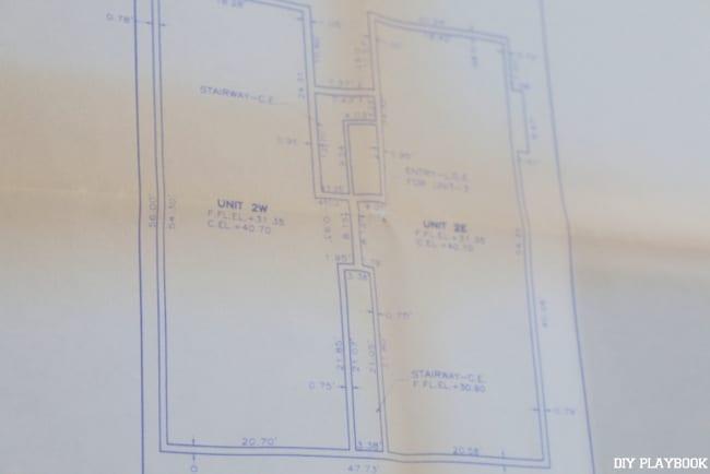 Second Level Blueprint Augusta