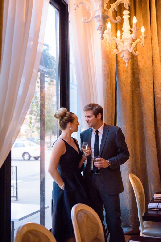 casey-mike-finn-anniversary-champagne