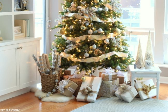Recreate this Glamorous Christmas Tree at Home with Michael's! | DIY Playbook