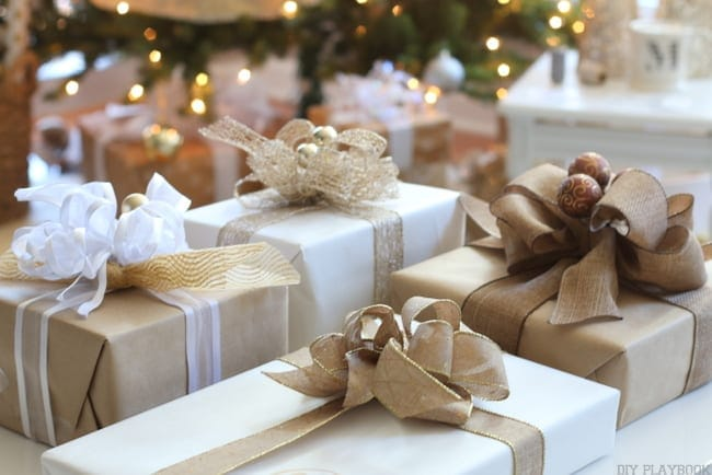 The best wrapping paper for the holidays