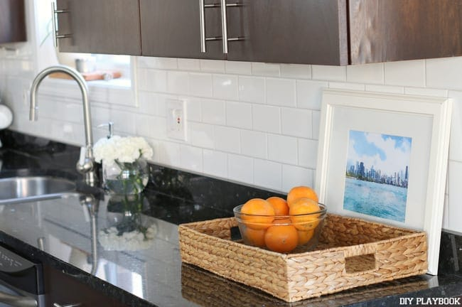 White Subway Tile Backsplash For The Kitchen Diy Playbook