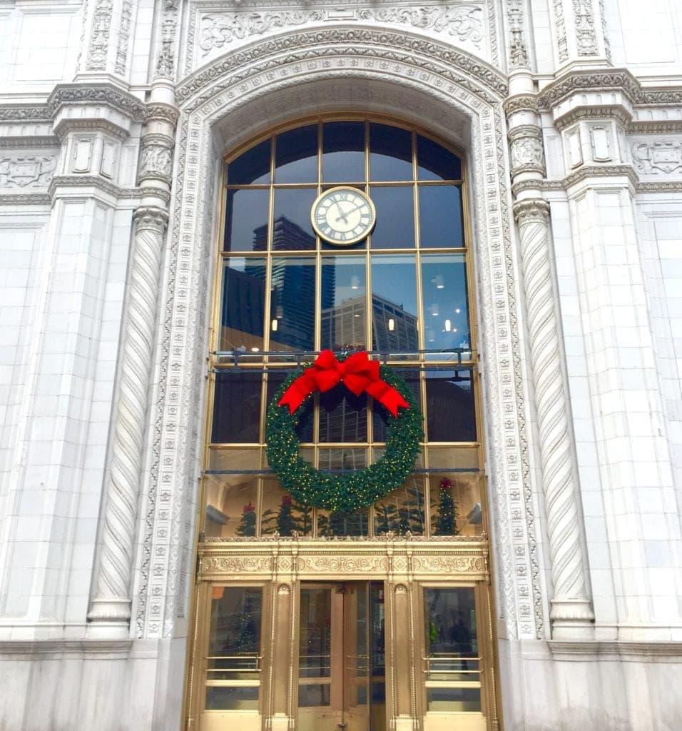 Christmas-chicago-wreath
