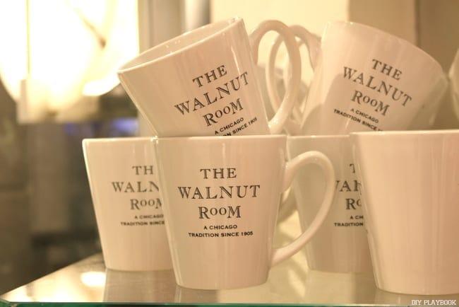 Chicago Macy's Walnut Room
