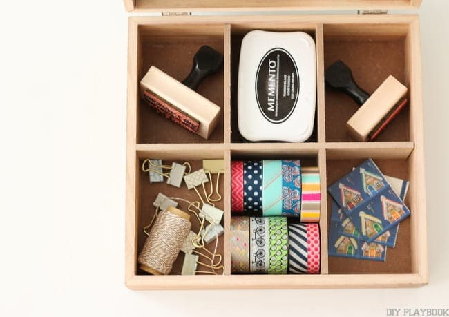 How to make a mail organizer