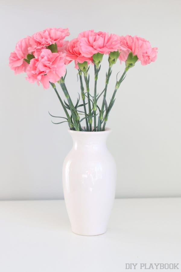 Rookie Mistake: How to Decorate with Carnations: Tutorial | DIY Playbook