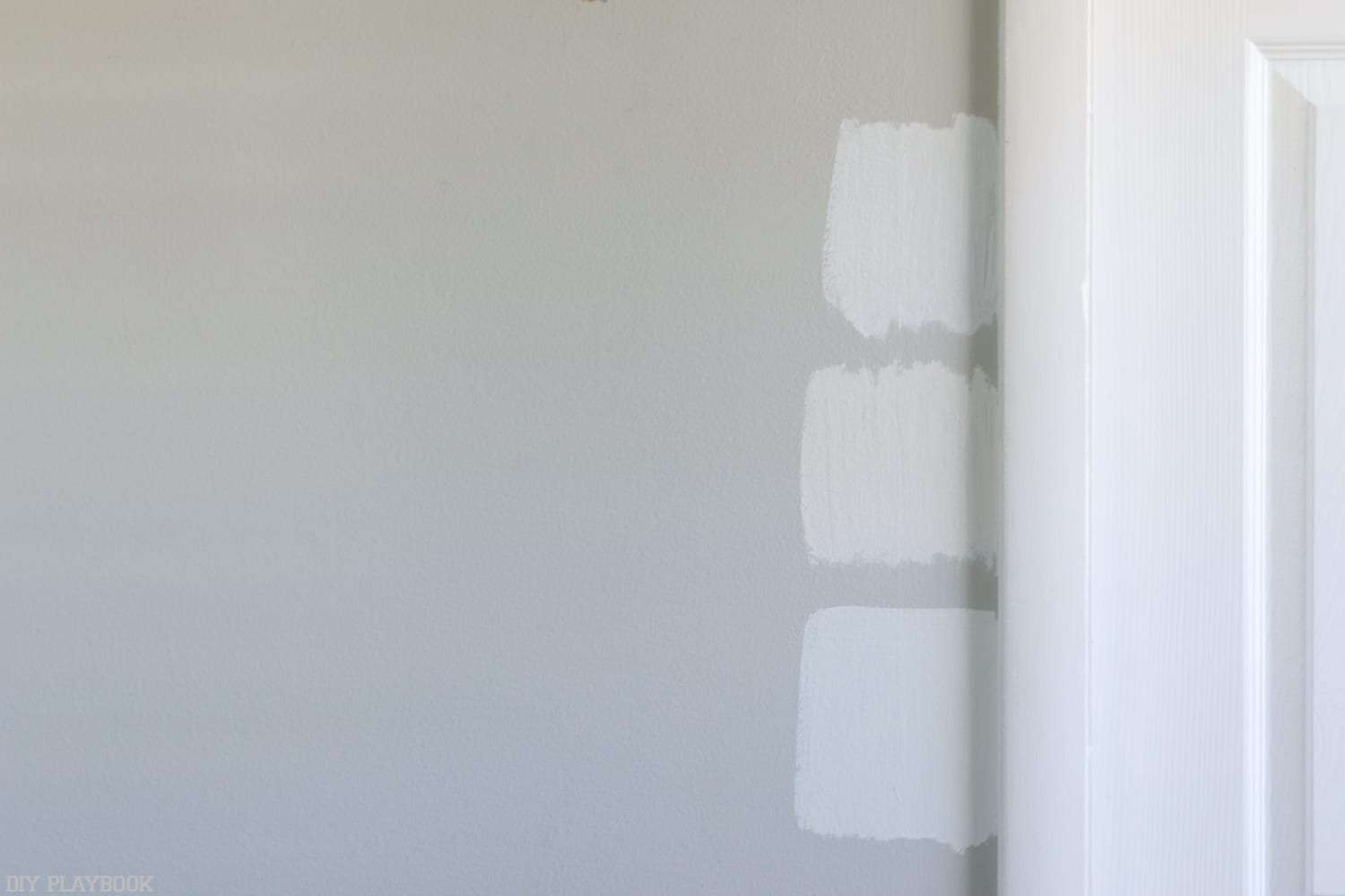 finding the perfect white paint color for the office diy playbook