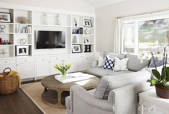 My family room inspiration- open concept living