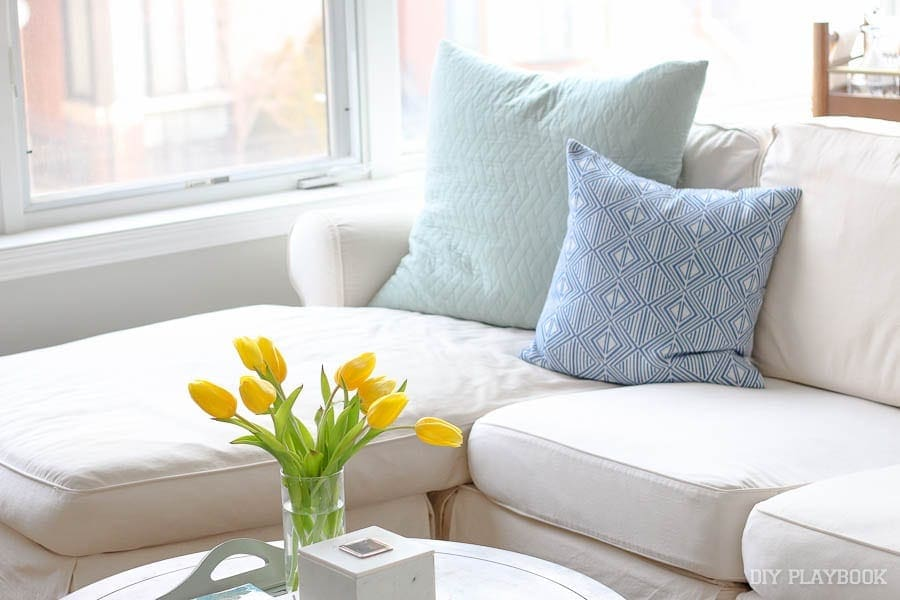 Be strategic: How to Style Your Couch: Easy DIY Design | DIY Playbook