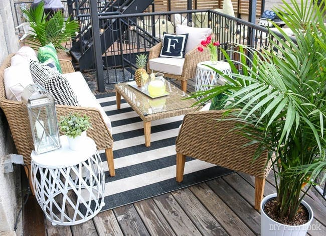Amazing new patio decor from Wayfair!