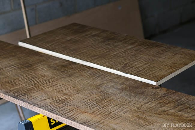 stained-plywood