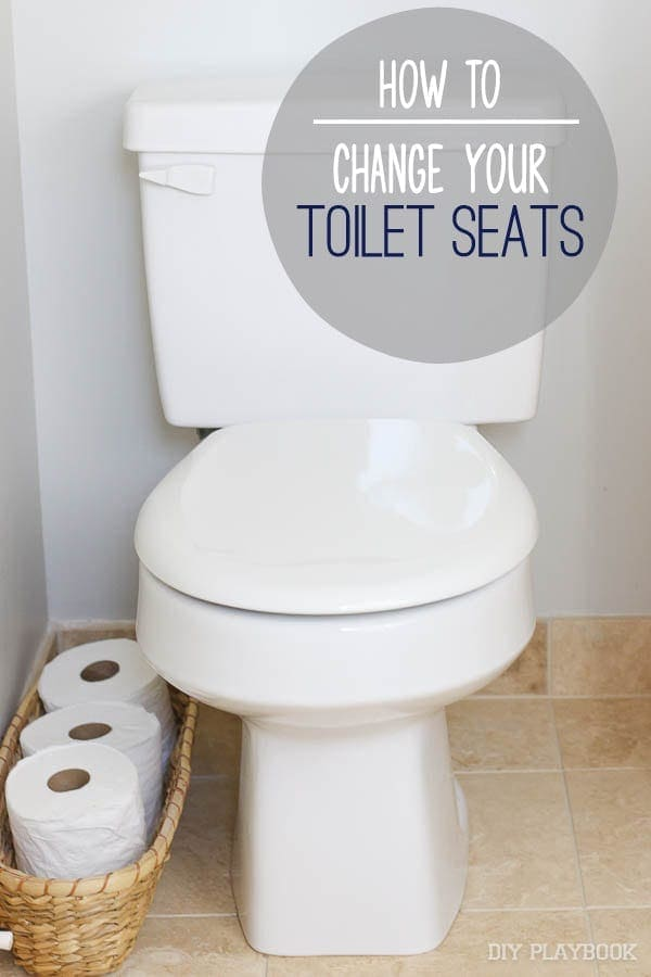 how to change your toilet seats diy playbook. Black Bedroom Furniture Sets. Home Design Ideas