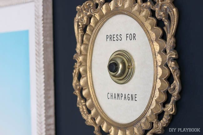 Champagne Themed Decor | DIY Playbook