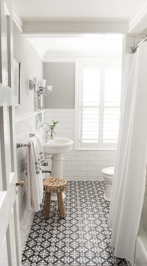 Shiplap: Bathroom Vanity Lighting Inspiration and Shiplap | DIY Playbook