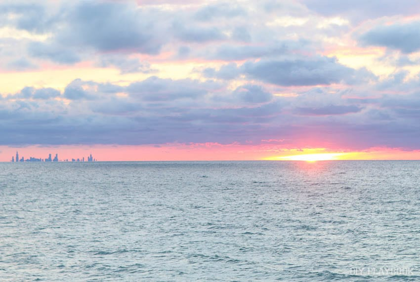 beverly-shores-chicago-sunset-lake-michigan