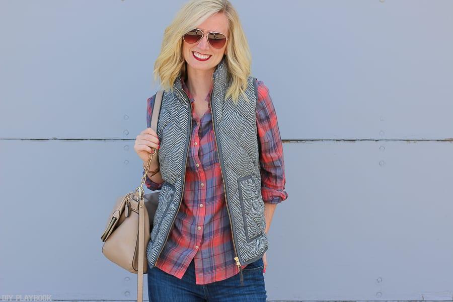 bridget-fall-plaid-vest-booties-style-series-3