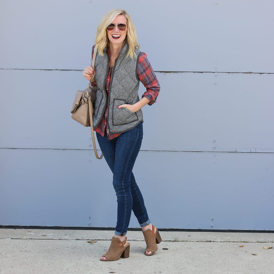 bridget-fall-plaid-vest-booties-style-series-6