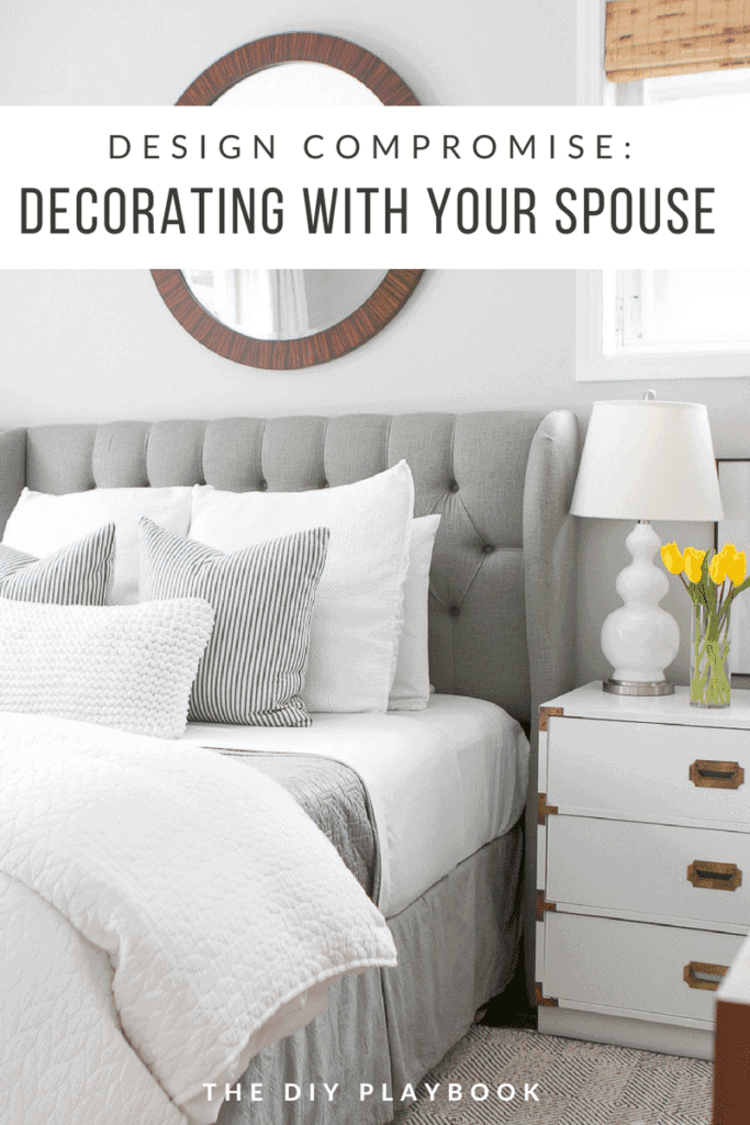 How to decorate a home with your spouse to create a home you both love