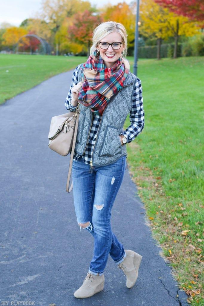 bridget-fall-leaves-plaid-scarfjpg
