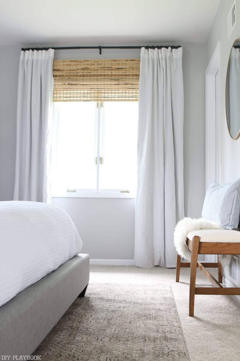 The Right Window Treatments To Make Your Window Look Bigger