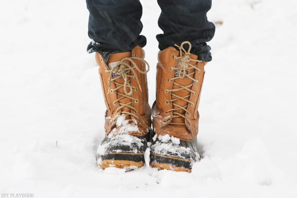 Matt-winter-boots