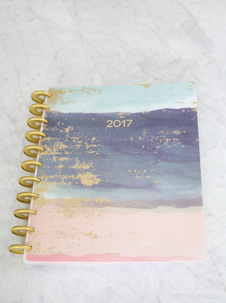 This gorgeous planner can become your best friend for the year