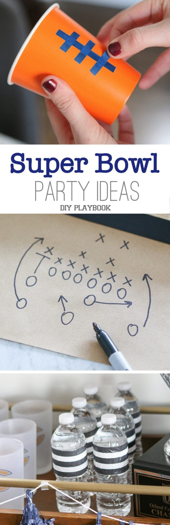 Super Bowl ideas to make your football party an amazing one!