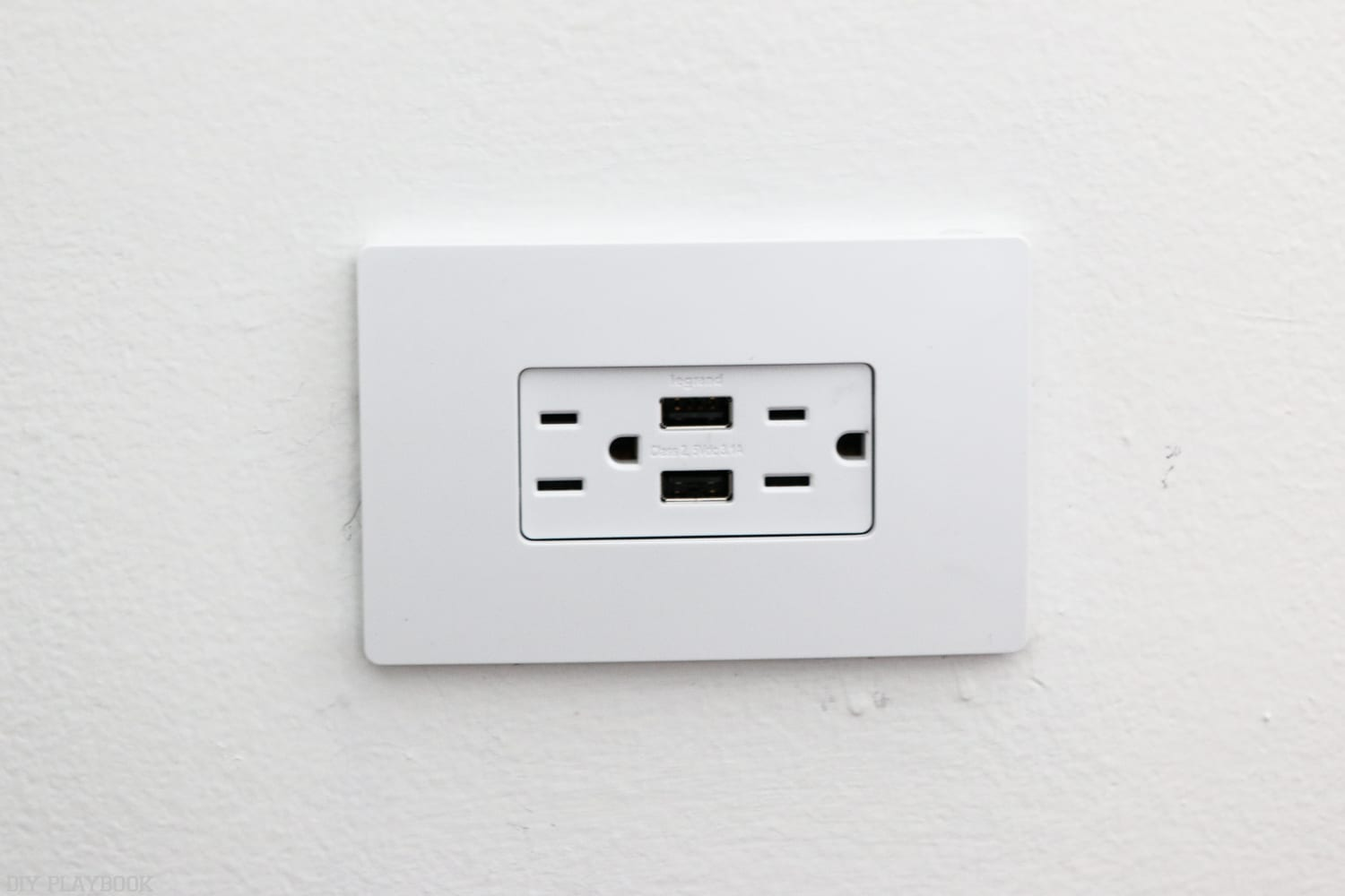 Smart outlet covers
