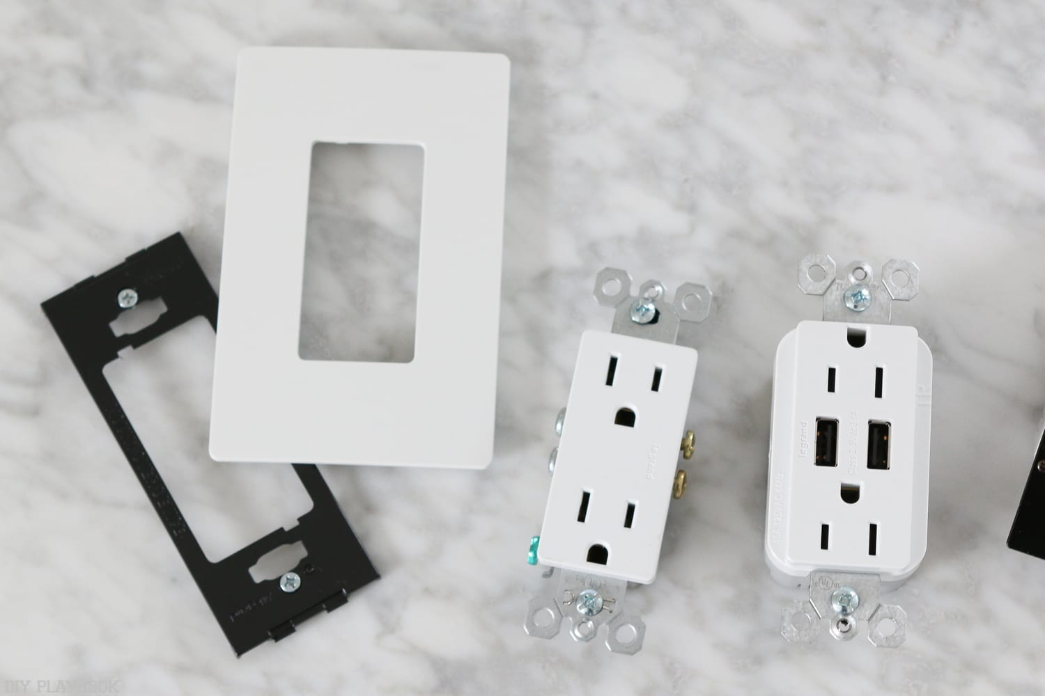 LeGrand smart outlet covers