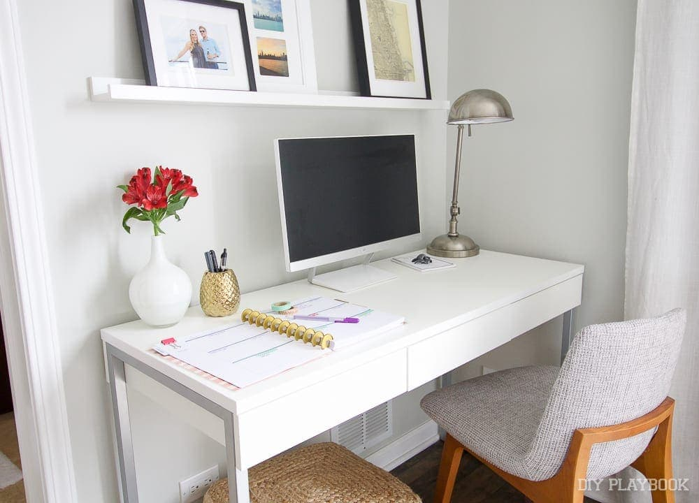 Home office and computer