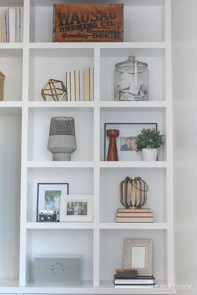 Cohesion is easy to achieve: 6 Ways to Decorate with Picture Frames | DIY Playbook