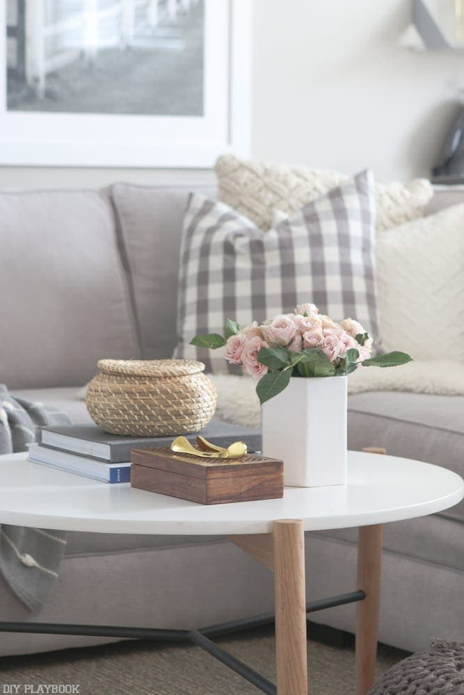 Perfect accessories for the new table