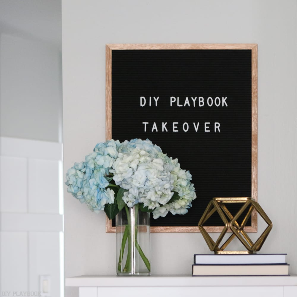 DIY Playbook got to takeover Like to Know It's Instagram!