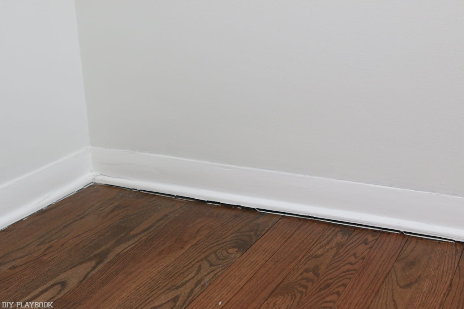 Step By Step How To Install New Baseboard The Diy Playbook