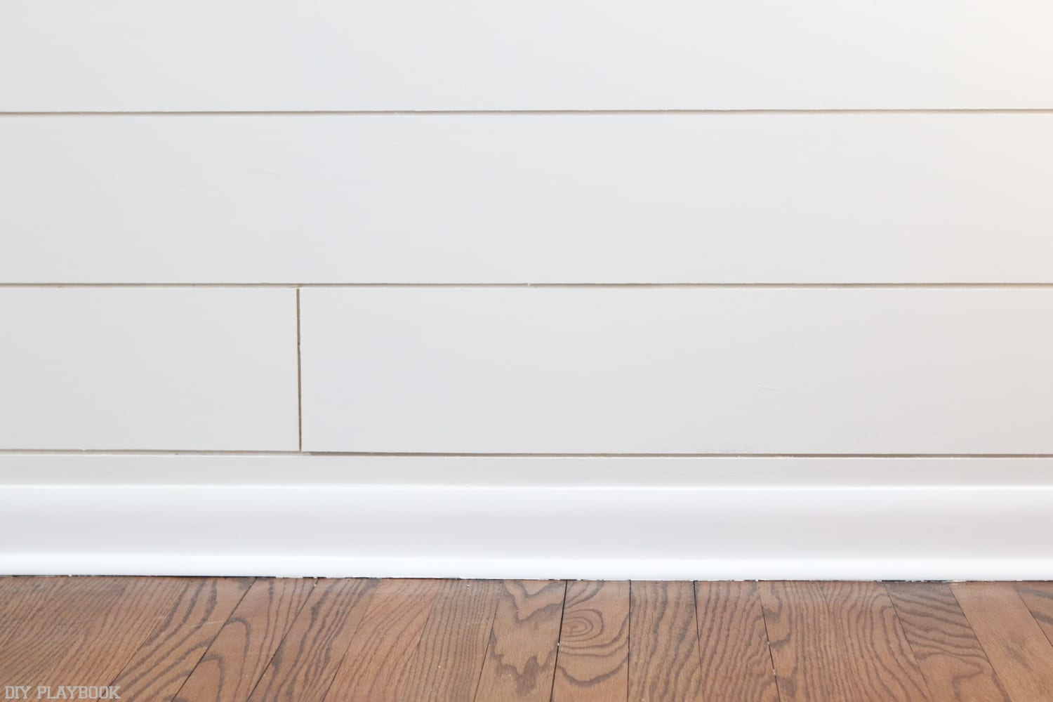 Buy Baseboard and shoe: How to Install Baseboard | DIY Playbook