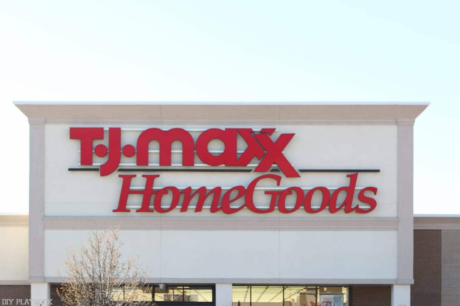 Everyone's favorite spot- HomeGoods