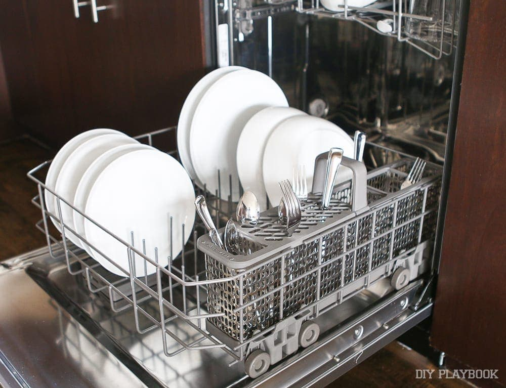 Placement matters: How to Load your Dishwasher Properly Every time | DIY Playbook