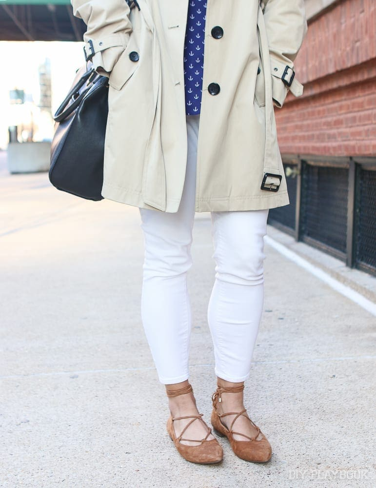 How to Style a Trench Coat for Work and Play | DIY Playbook