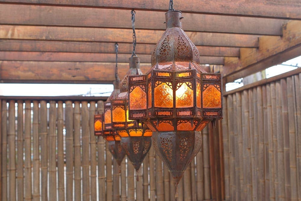 Gold_Outdoor_Patio_Lanterns