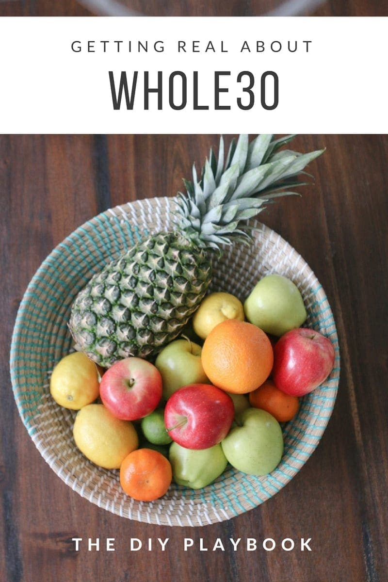 All about Whole30