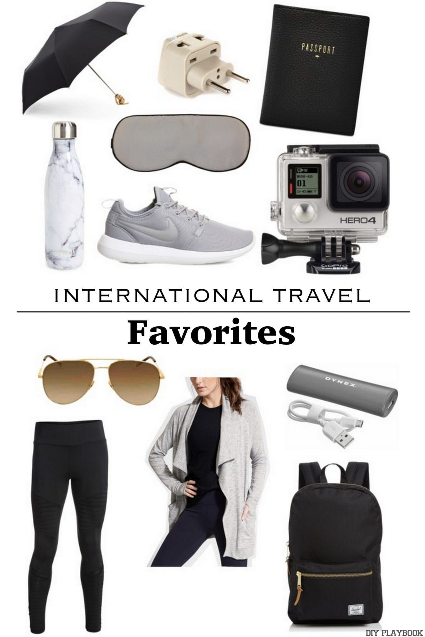 Our International Travel Favorites | DIY Playbook