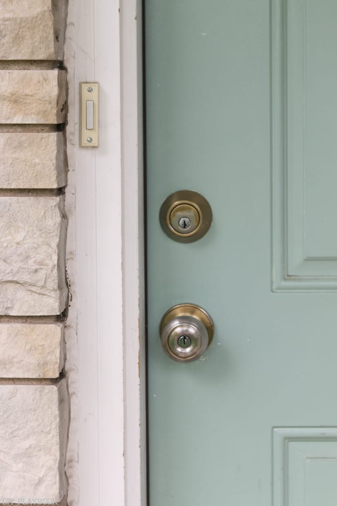 How To Update Your Door Lock For Better Curb Appeal The Diy Playbook