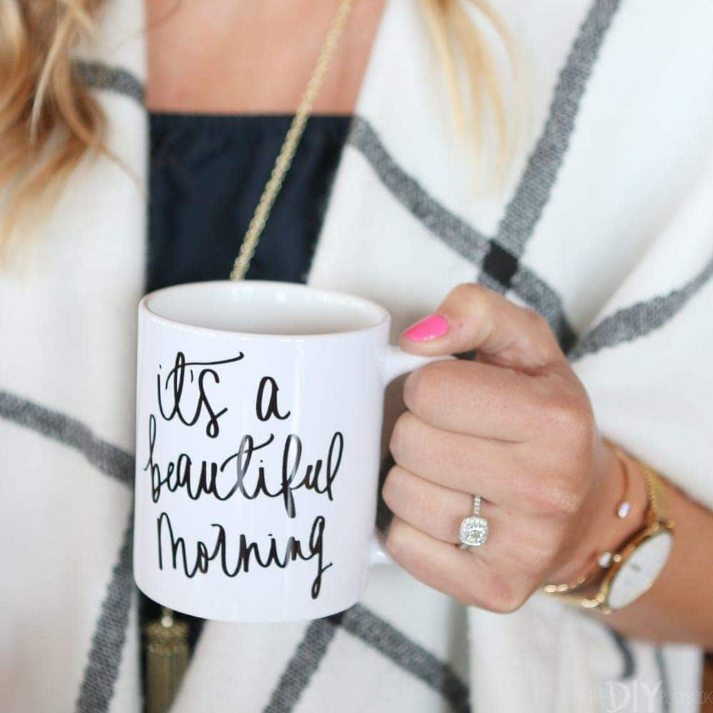 The cutest mugs with energizing sayings were in our swag bags and Bloom Bash Chicago.