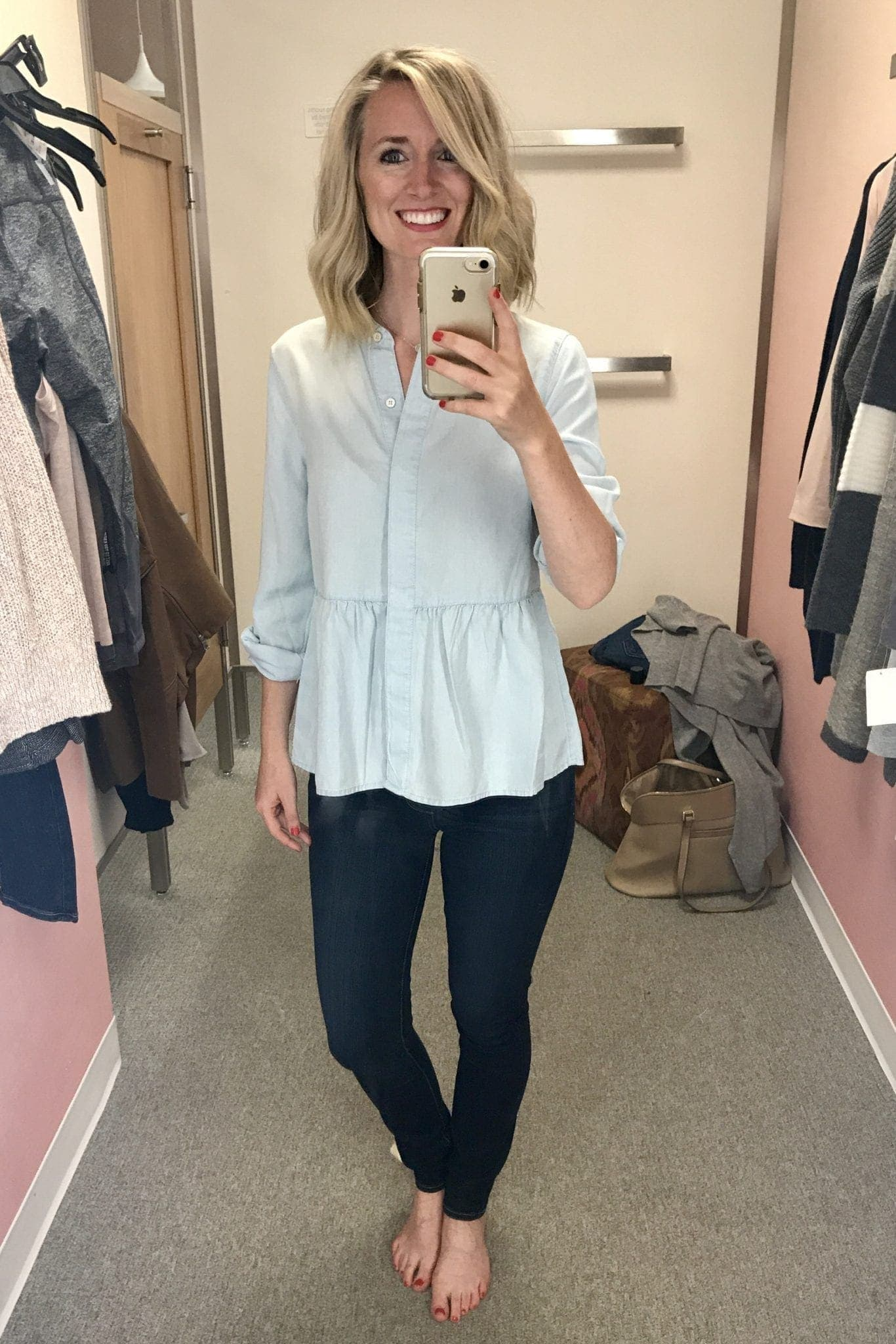 Blouse: Nordstrom Fall Staples at the Nordstrom Anniversary Sale | DIY Playbook