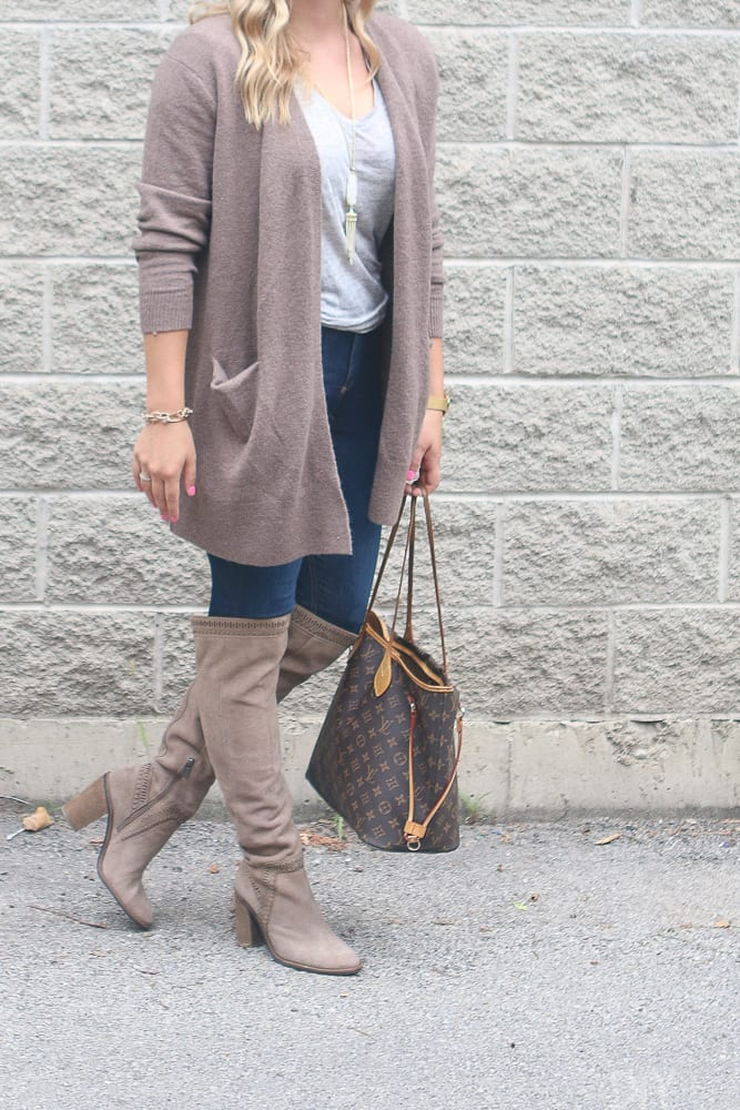casey-boots-madewell-cardigan