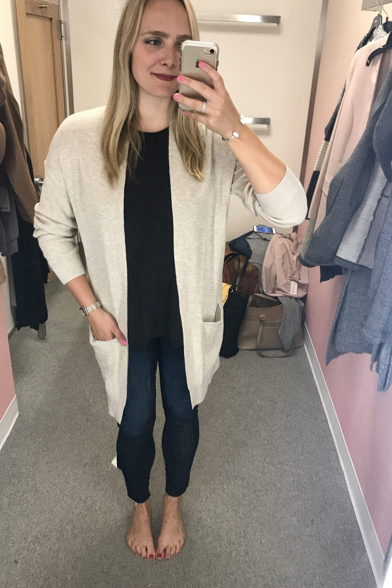 Cardigan: Nordstrom Fall Staples at the Nordstrom Anniversary Sale | DIY Playbook
