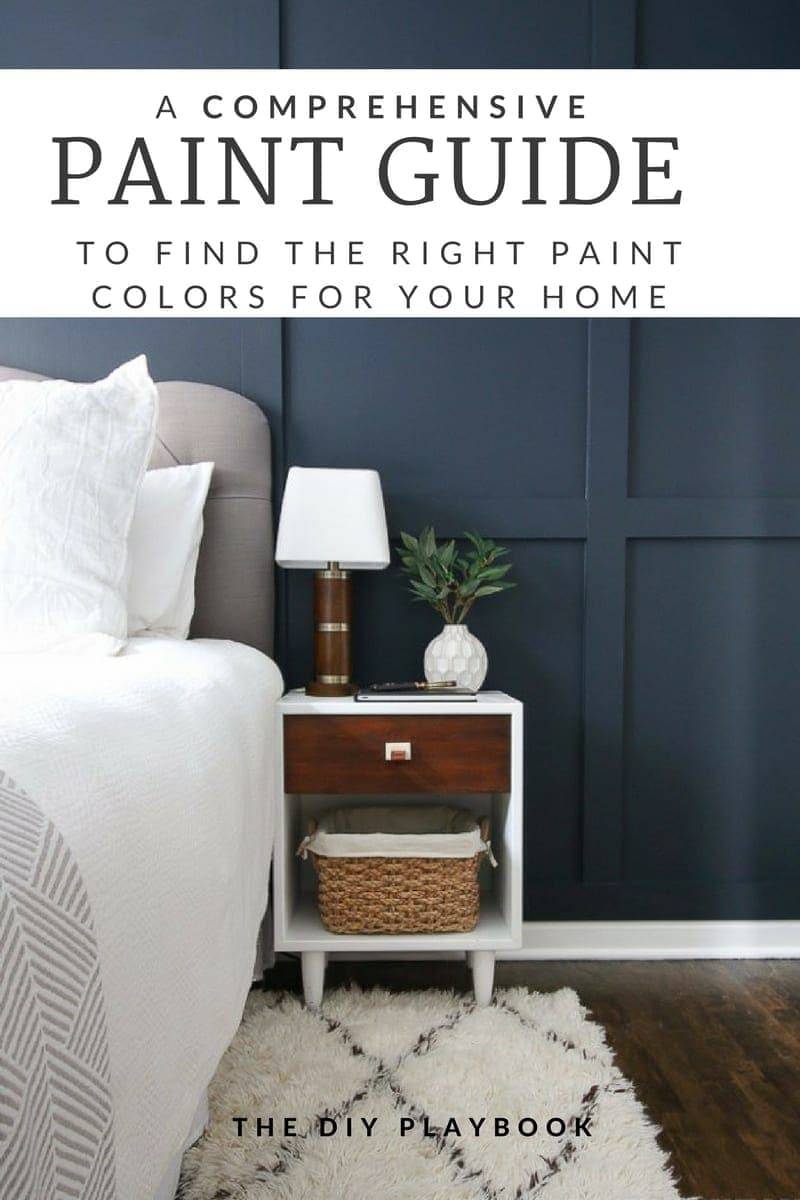Our Comprehensive Guide To Find Paint Colors For Your Home