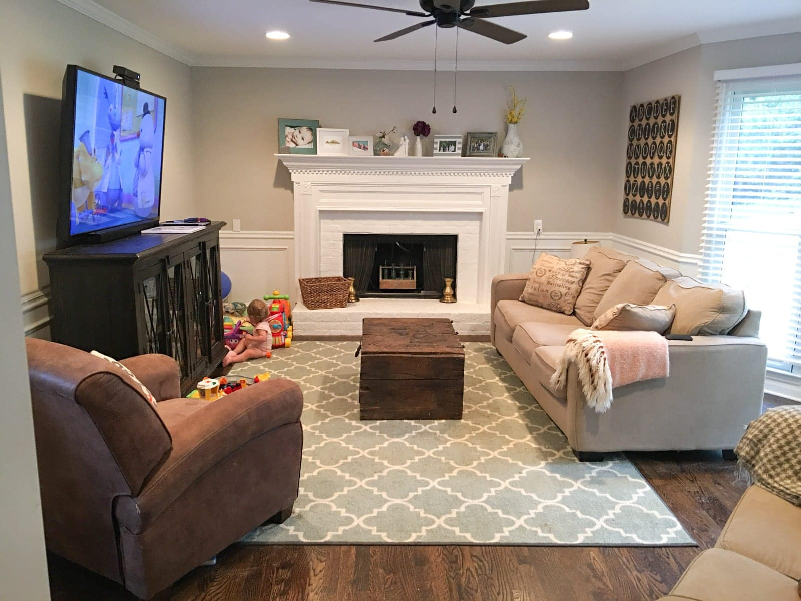 Reader SOS: Figuring out a Living Room Layout That Works