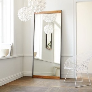 Shopping For A Floor Length Mirror For Our Chicago Bedroom